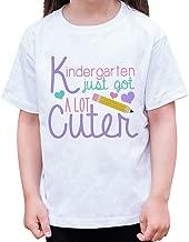 7 ate 9 Apparel Girls' Kindergarten Got Cuter T-Shirt
