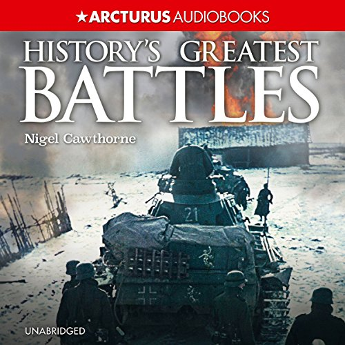『History's Greatest Battles: Masterstrokes of War』のカバーアート