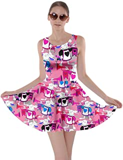 pink cow dresses