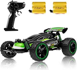 RC Racing Car, 2.4Ghz High Speed Remote Control Car, 1:18 2WD Toy Cars Buggy for Boys..