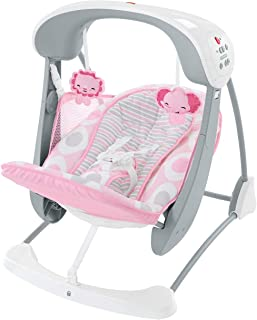 Fisher-Price Deluxe Take-Along Swing & Seat [Amazon Exclusive]