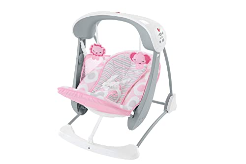 Fisher-Price Deluxe Take-along Swing & Seat - Best Swing For Baby Girl
