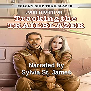 Tracking the Trailblazer audiobook cover art