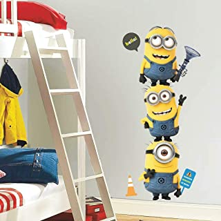 RoomMates Despicable Me 2 Minions Giant Peel And Stick...