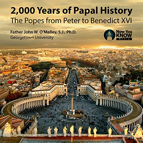 2,000 Years of Papal History audiobook cover art