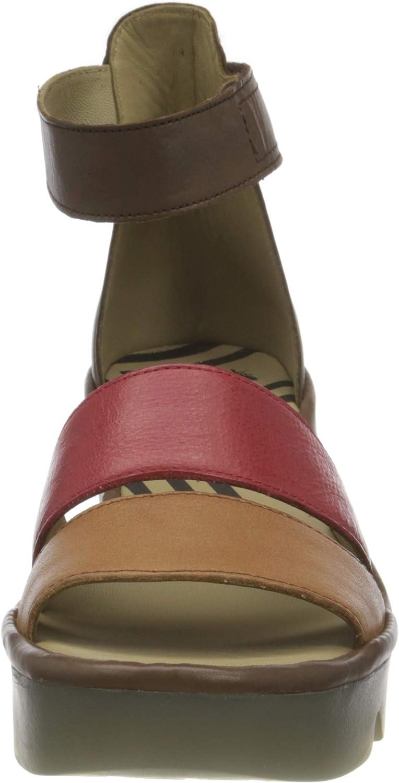 FLY London Women's Ankle Strap Sandal