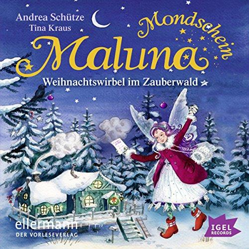 Weihnachtswirbel im Zauberwald cover art