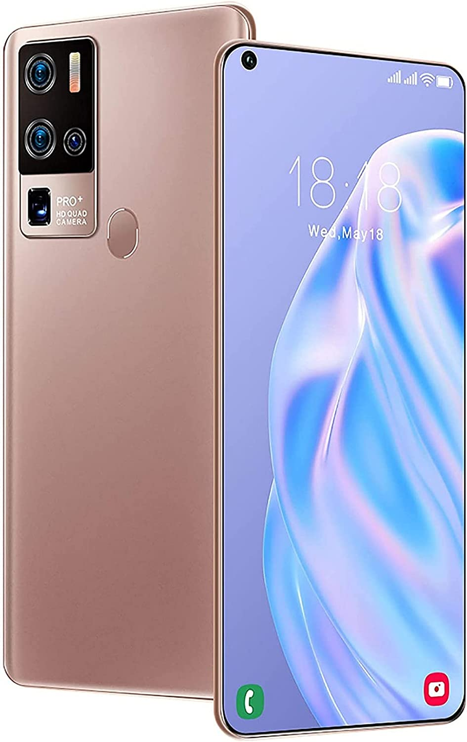 WWJ Smartphone X50 Pro+ 6.9 Inch Screen Phone Big Animer and price revision Popular Mobile