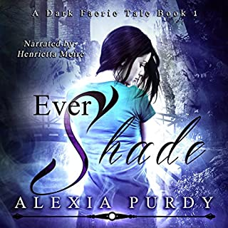 Ever Shade audiobook cover art