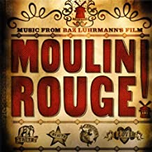 Moulin Rouge! Music from Baz Luhrmann's Film by David Bowie, Christina Aguilera, Lil' Kim, Mya, Pink, Fatboy Slim [2001]