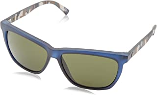 Electric California Watts Wayfarer Sunglasses, Blue Jungle, 164 mm