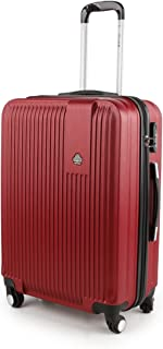 Super lekka trwała obudowa z twardą powłoką ABS do przechowywania walizek bagażowych torby podróżne walizka na kółkach bag...