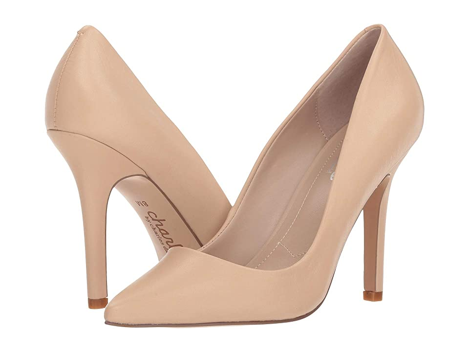 Charles by Charles David Sweetness (Nude Leather) Women