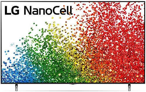 "LG 86NANO99UPA Alexa Built-In NanoCell 99 Series 86"" 8K Smart UHD NanoCell TV (2021)"