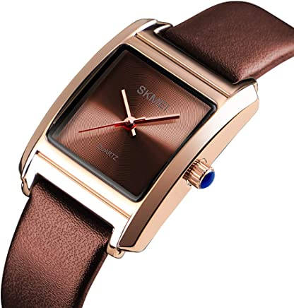 Women Watch Leather Band Luxury Quartz Watches Girls Ladies Wristwatch Reloj femenino