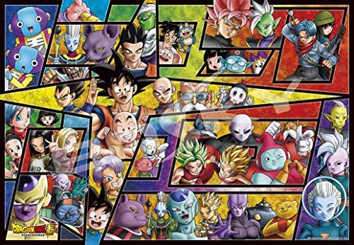 500 Piece Jigsaw Puzzle Dragon Ball Super Ultimate Warrior!