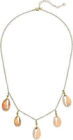 Caroline Charm Necklace