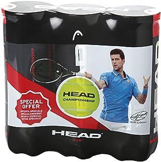 comprar comparacion Head 3B T.I.P. Red Pelota de Tenis, Adultos Unisex, Multicolor, Talla única, 9 bolas