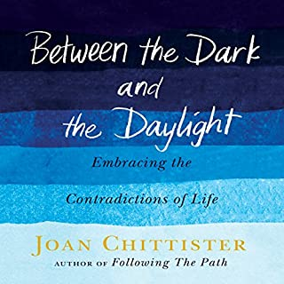 Between the Dark and the Daylight audiobook cover art