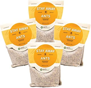 Stay Away Ants Repellent Pest Control - All Natural, No Mess, and Environmentally Friendly, 12 Scent Pouches (Not for Sale in NM or Puerto Rico)