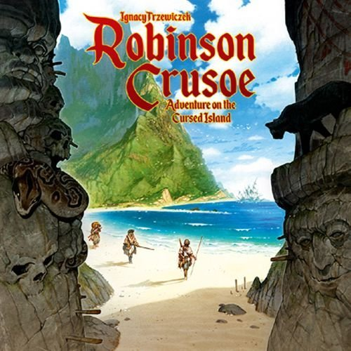 ロビンソン クルーソー: 呪われた島の冒険 2nd edition Robinson Crusoe: Adventures on the Cursed Island - 2nd Edition [並行輸入品]