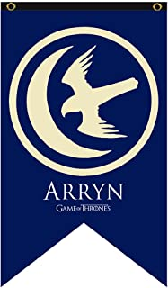 Bellagione Game of Thrones House Sigil Wall Banner 30
