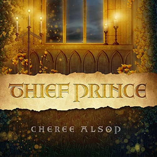 Thief Prince audiobook cover art
