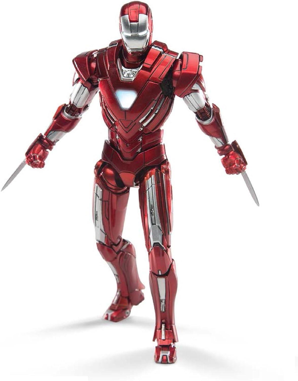 Comicave Studios Omni Class Products Iron Man Mark 33Silber Centurion–Mastab 1 12