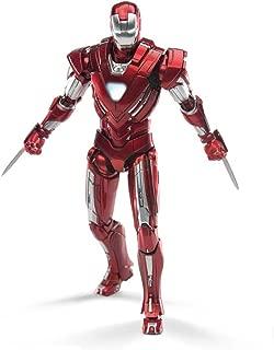 1/12 Omni class Collectible Figure Iron Man Mark 33 Silver Centurion