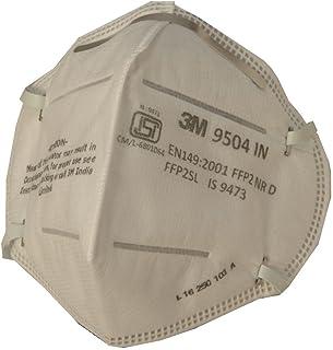 3M 9504-IN Respirator, Pack of 5 by Rajvir International
