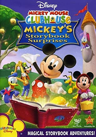 Disney Mickey Mouse Clubhouse: Mickeys Storybook Surprises