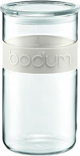 Bodum PRESSO förvaringsburk, 2,0 l, benvit