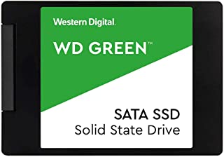 Western Digital SSD 240GB WD Green 2.5インチ 内蔵SSD WDS240G2G0A-EC 【国内正規代理店品】