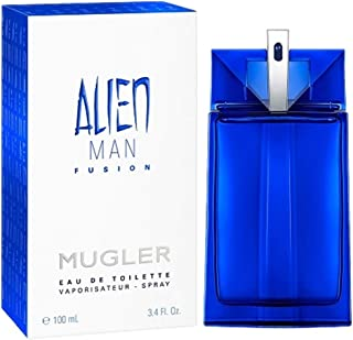 Mugler Alien Man Fusion Eau de toilette 100 ml