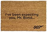 1art1 James Bond 007 - I've Been Expecting You Zerbino (60 x 40cm)