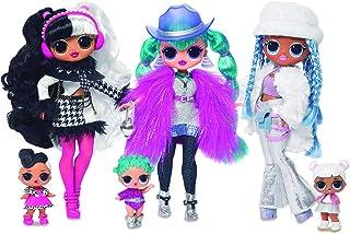 LOL Surprise - Top Secret Dolls - Winter Edition - Modelos