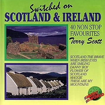 Switched On Scotland & Ireland - 40 Non Stop Favourites