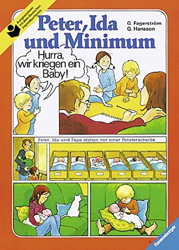Peter, Ida und Minimum. Von Fagerström,