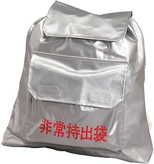 アイリスオーヤマ 防災グッズ 非常用持出袋 シルバー 防災 用品 災害グッズ BMF-440