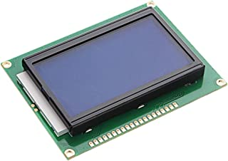 12864 128 x 64 Graphic Symbol Font LCD Display Module Blue Backlight for A-r-d-u-i-n-o - products that work with official ...