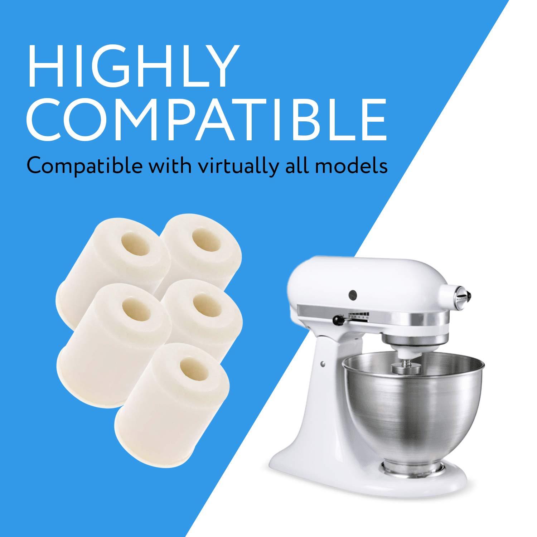 Kitchenaid Gummi-Fuß Rubber Foot PS1488432,9709707 Standmixer//Küchenmaschine NEW