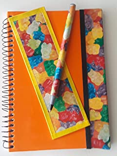Gummy Bears Journal Diary Set