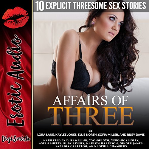 Affairs of Three cover art