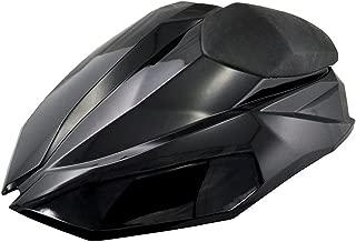 EBTOOLS Tornillo del asiento de la motocicleta El tornillo del asiento trasero de acero inoxidable pulido se adapta a la mayor/ía de los modelos 1996 y posteriores Deluxe Street Bob FXDB