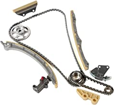 MOCA Timing Chain Kit Compatible with 2012-2015 Honda Civic CR-V & Honda Crosstour & 2008-2012 Honda Accord 2.4L DOHC L4 16V