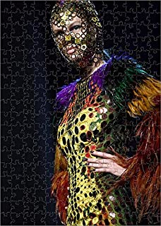 Media Storehouse 252 Piece Puzzle of Fashion-France-Gaultier (19129551)