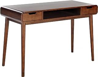 Belham Living Carter Mid Century Modern Writing Desk