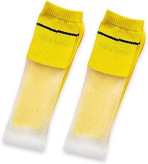 Fascigirl Baby Socks Toddler Socks Fashion Breathable Letter Print Knee High Socks Tube Socks