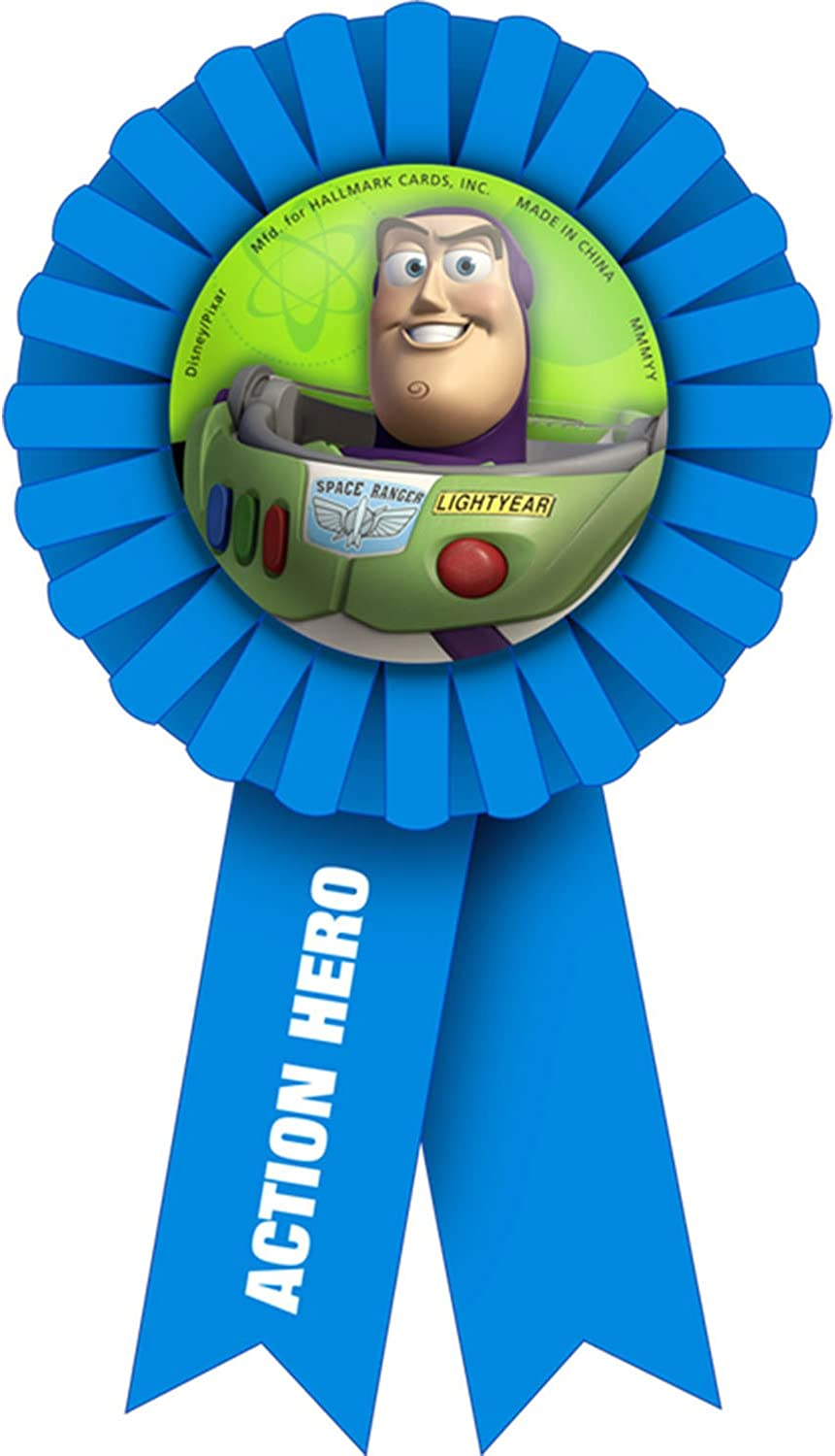 Popular brand Hallmark Toy Story New product!! 'Buzz Lightyear' of 1ct Guest Honor Ribbon