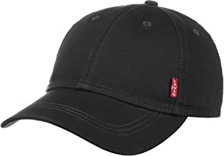 Levis Herren Classic Twill Red Tab Baseball Cap